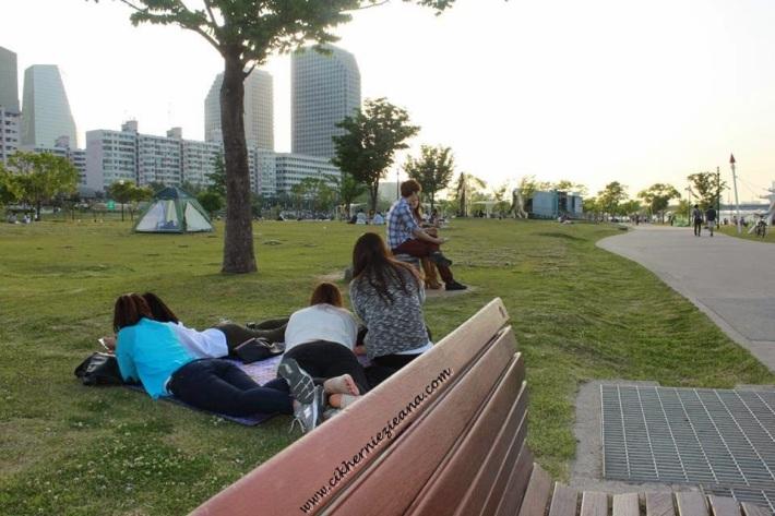 Yoeido Park