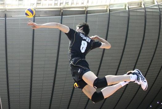JapansYukiIshikawaspike